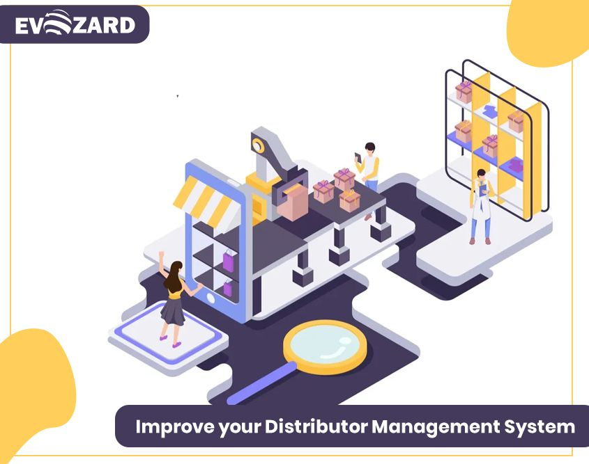 EvoDMS - Improve your distributor management system